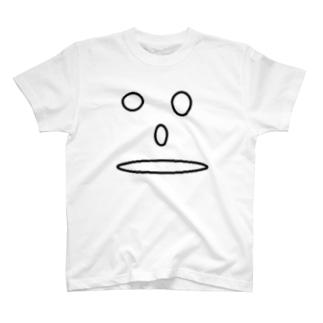 人面君 T-shirts