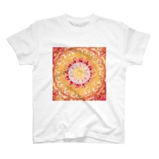sunset光絵 T-shirts