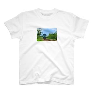 五能線(岩木山) T-shirts