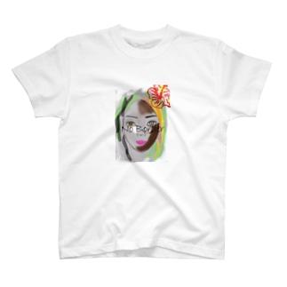 No Border T-shirts