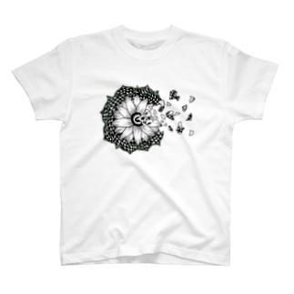枯れた T-shirts