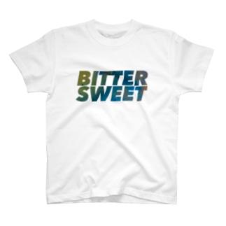 BSグリーングラデ T-shirts
