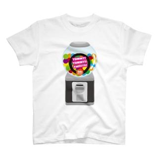 YUMMY YUMMY SWEETS T-shirts