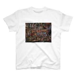 db_jr2021のDBくん T-shirts