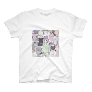 おやつの時間の☺︎☻ T-shirts