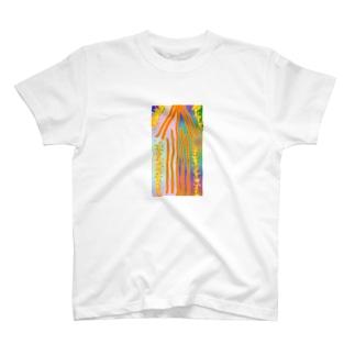 上昇気流 T-shirts