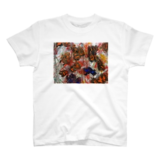 db_jr2021の地獄のみやげ T-shirts