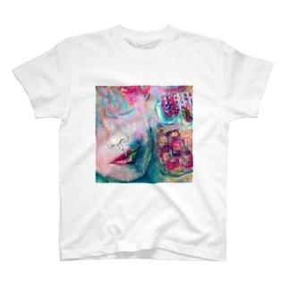 耳を澄ませて T-shirts