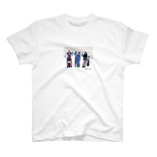 チーム・ニセコ T-shirts