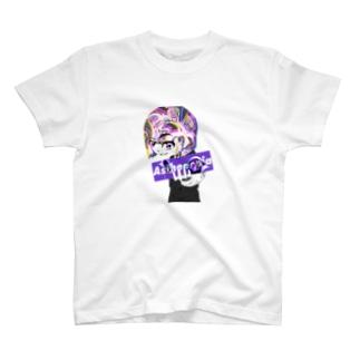 眼精疲労 T-shirts
