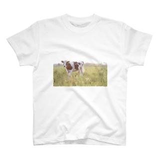 うし T-shirts