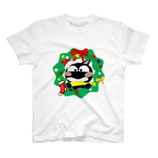 ハッピークリスマス T-shirts