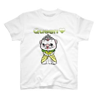クイーン エリキャベツ T-shirts