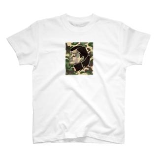 ANN/GreenCamo T-shirts