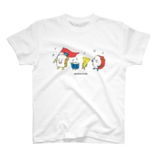 パンた音楽隊 T-shirts