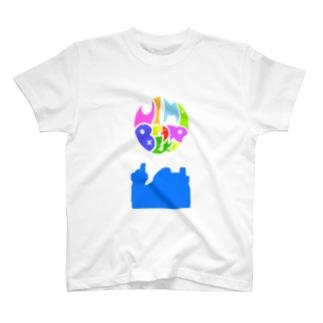 ロゴカラーバージョン! T-shirts