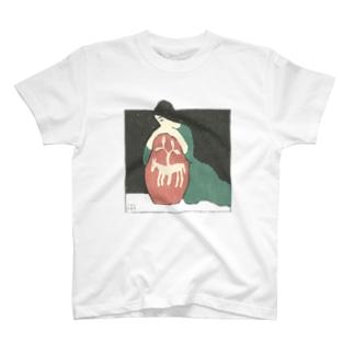 竹久夢二の装丁<ブックデザイン> T-shirts