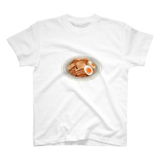 豚の角煮 T-shirts