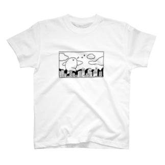 ウキウキウォーキング T-shirts