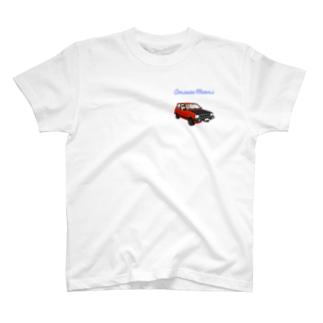 ボーイズレーサーごろんた T-shirts