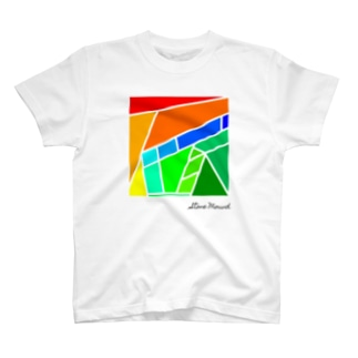 石塚さんシリーズ T-shirts
