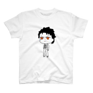 田口さん T-shirts