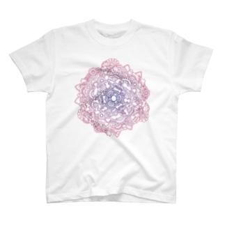 ネコタングル T-shirts