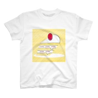ひとつのラブのかたち T-shirts