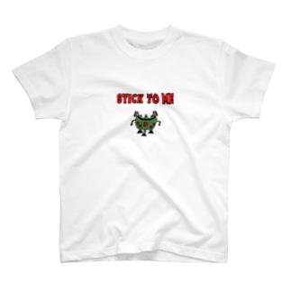ヤサイボーグ4 T-shirts