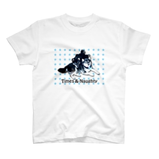 Times&Naughty グッズ T-shirts