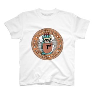 ゆのつゆーわくんTシャツ T-shirts