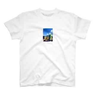 憧れのヤングコーン T-shirts