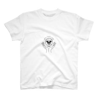 牛くん T-shirts