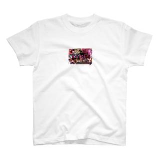 ストゼロ亭ぴえん丸 T-shirts