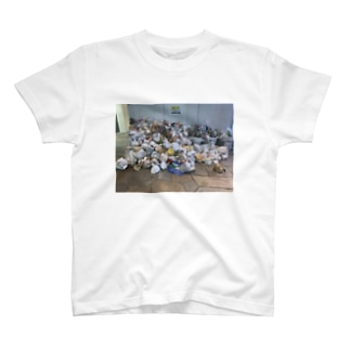 センパのゴミ T-shirts