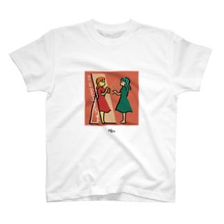 仕上げのワンプッシュ T-shirts
