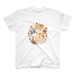SOFTFLOWER~お菓子作り~ T-shirts