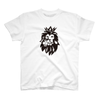 けん玉ライオン T-shirts