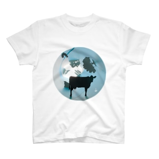 fm_41_Cow T-shirts