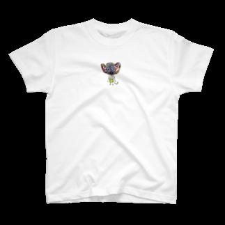 中ホーテの十二支のねずみだね T-shirts