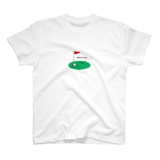 ゴルフ T-shirts
