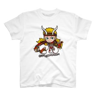 おみ武者 T-shirts