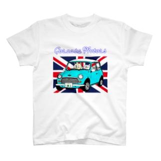 ごろんたUK T-shirts