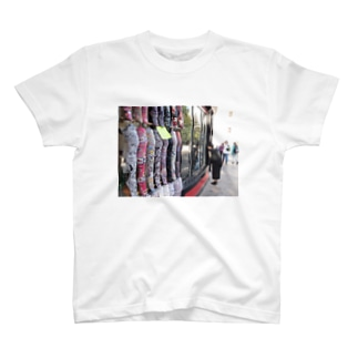 アゲアシトリ T-shirts