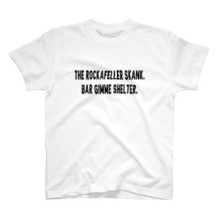BarGimmeShelter.No.4 T-shirts