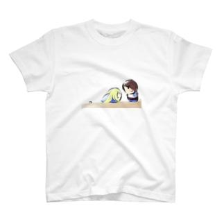 とーえん!【公式グッズ】だいじょうぶ? T-shirts