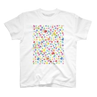 ちらかったありんこ T-Shirt