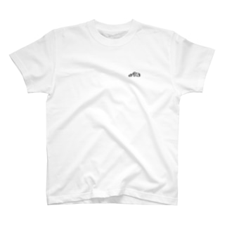 うしの親子 T-shirts