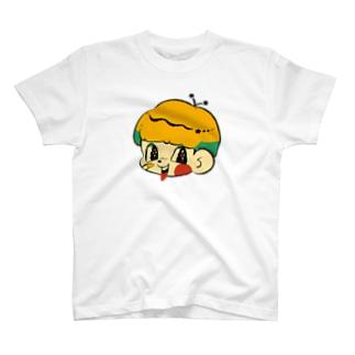 レトロ★ヤンチャボ〜ヤ T-shirts