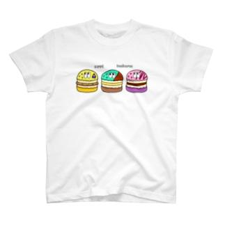 トゥンカロン/モンスター T-shirts